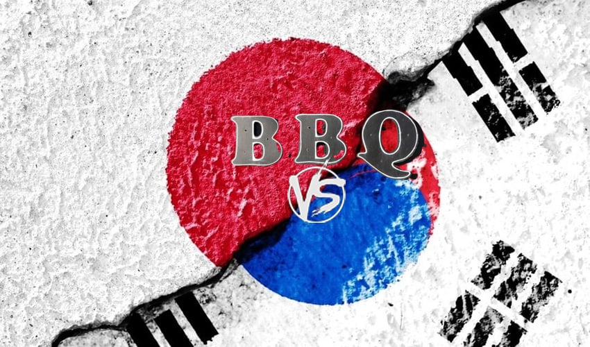 japanese bbq vs korean bbq