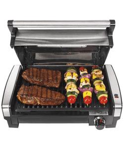 hamilton beach indoor grill reviews