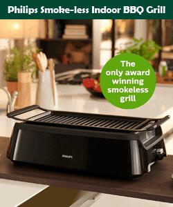 philips smokeless indoor grill reviews