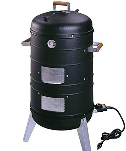 Americana 2-in-1 Electric Water Smoker