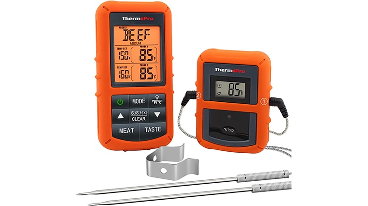 ThermoPro TP20 Smoker Thermometer