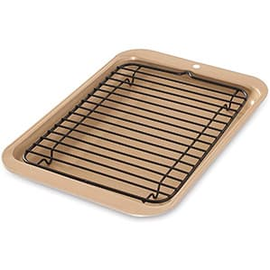 Nordic Ware 42210ToasterOven Pan