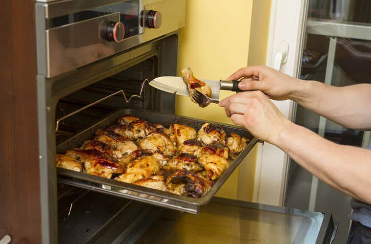 best broiler pan america's test kitchen