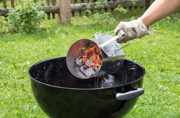 Best Charcoal Chimney Starter