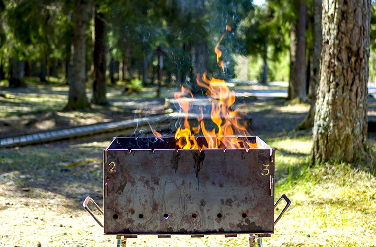 How to Start and Light a Charcoal Grill