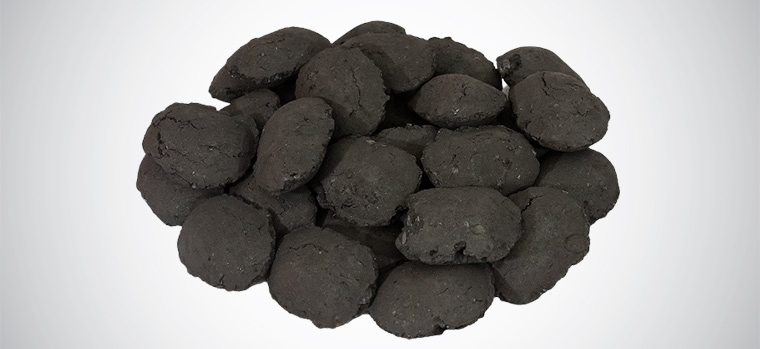 different Types of Charcoal: Hardwood Briquettes