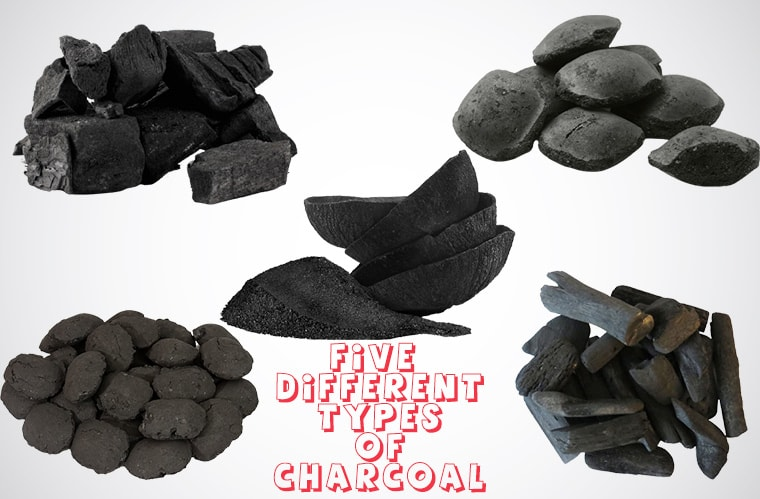 Different Types of Charcoal